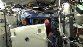 Second EVA Highlights Flight Day 7