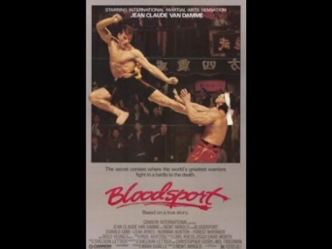 Bloodsport...The Stag!