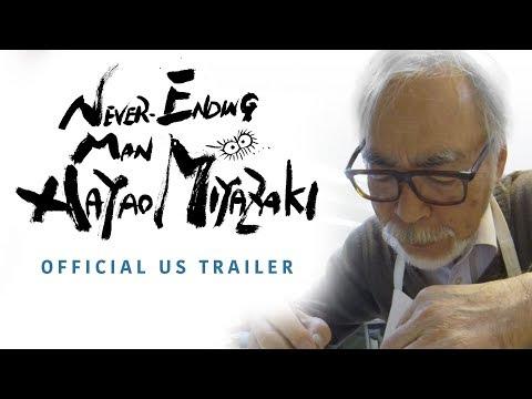 Hayao Miyazaki takes on computer animation in new documentary