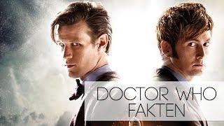 10 Doctor Who Fakten! Doctor Who Deutsch German