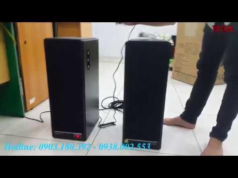 Khui Thùng Bộ Loa Máy Tính Siêu Khủng | Loa Microlab Solo 9C