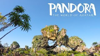 Pandora The World Of Avatar Opening Day at Disney's Animal Kingdom! (5/27/17) | BrandonBlogs