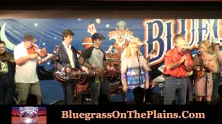 Bluegrass On The Plains - All Star Jam - Rollin