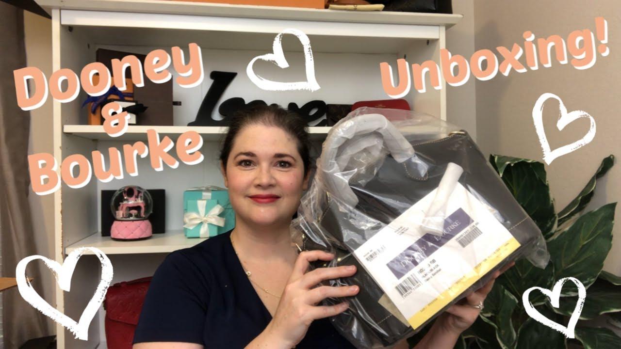 DOONEY & BOURKE Unboxing | #ILOVEDOONEY | #Darcy
