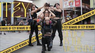 [K-POP IN PUBLIC | GEORGIA | ONE TAKE] ITZY - MAFIA 마.피.아. In the Morning Dance Cover by BADBYE