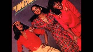 The Jones Girls - The World Will Sing Our Song