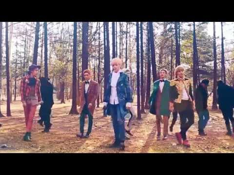 Boyfriend 'Bounce' mirrored Dance MV