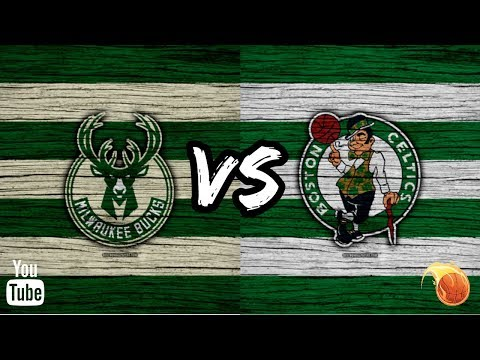 Boston Celtics vs Milwaukee Bucks  - Melhores Momentos 01.11.2018 NBA