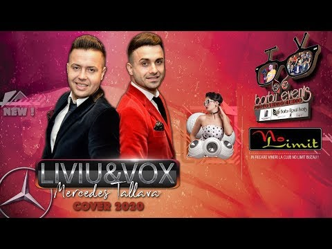 Liviu&Vox ❌ Mercedes Tallava LIVE 2020 @NoLimit By Barbu Events