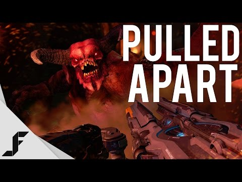 PULLED APART BY DEMONS - Doom 2016 SnapMap