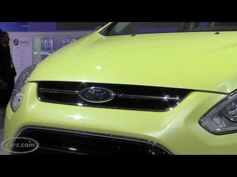 Video auto Ford C-Max