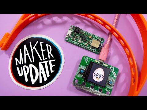 Maker Update #169: MIDI Face Melter #adafruit #MakerUpdate #MIDI @Adafruit @Photoresistor