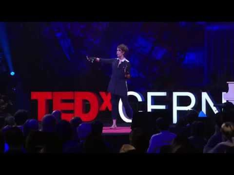 Sculpting music with Mi.Mu gloves | Imogen Heap | TEDxCERN