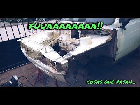 CORTAMOS TODO ! Falso Chasis Listo I Fiat 147