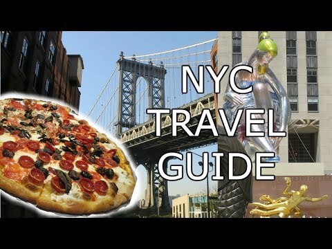 New York City Travel Guide | Spring & Summer