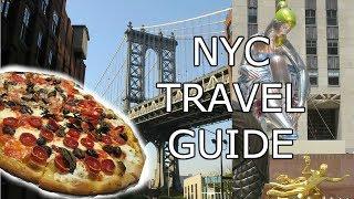 New York City Travel Guide | Spring & Summer