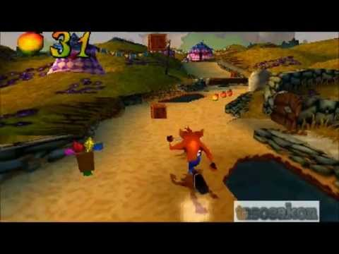 Download Crash Bandicoot For PC with emulator + gameplay
