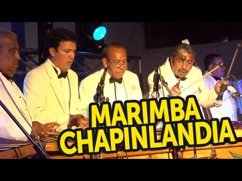Marimba Chapinlandia - Concierto De 60 Años