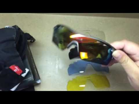 7e757d72ec RIVBOS® 801 Polarized Sports Sunglasses with 5 Interchangeable Lenses