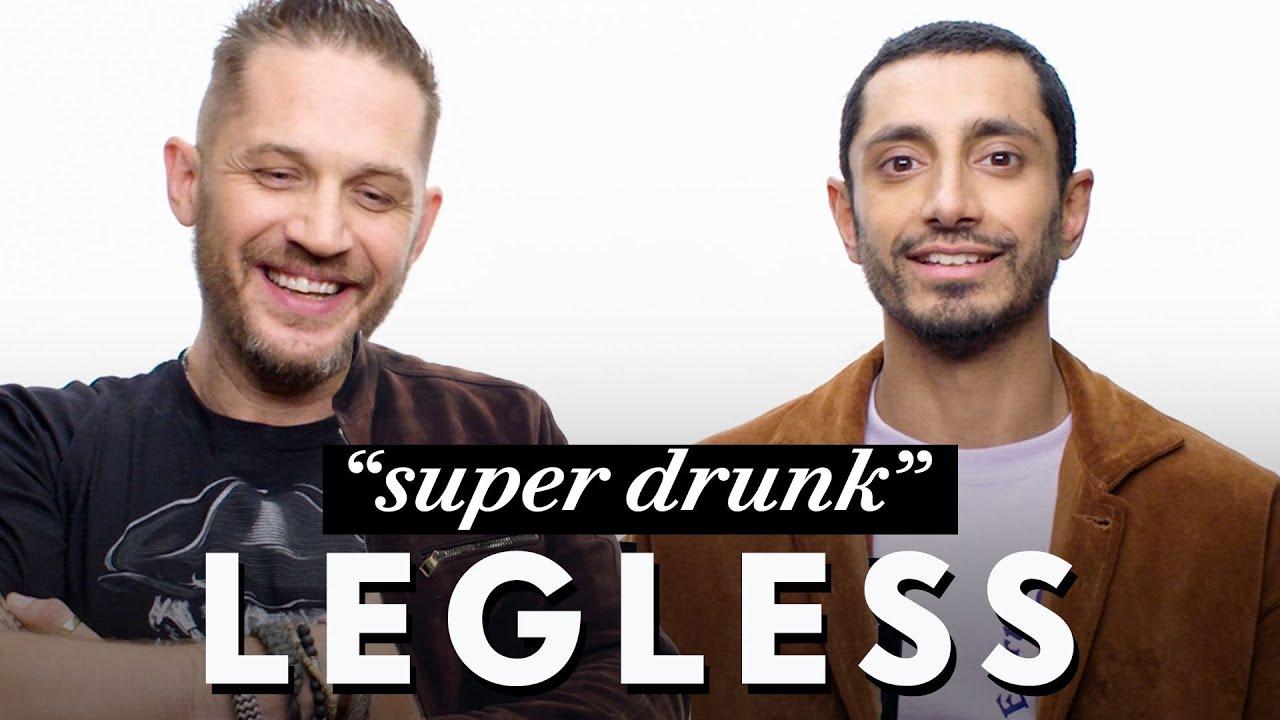 Tom Hardy and Riz Ahmed Explain British Slang