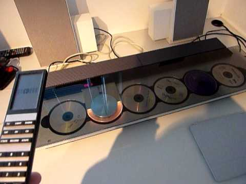 beosound 9000 mk ii cd changing youtube. Black Bedroom Furniture Sets. Home Design Ideas