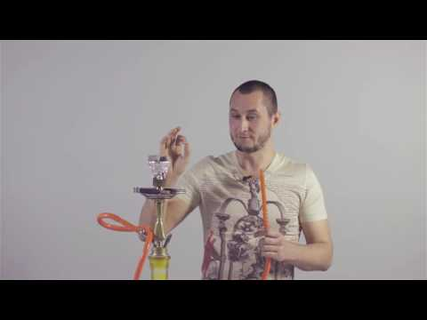 Видео урок как курить кальян