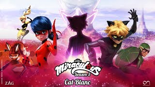 MIRACULOUS | 🐞 CAT BLANC - OFFICIAL TRAILER 🐞 | Tales of Ladybug and Cat Noir