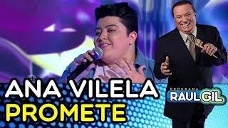"Baixar ANA VILELA canta ""PROMETE"" NO PROGRAMA RAUL GIL"