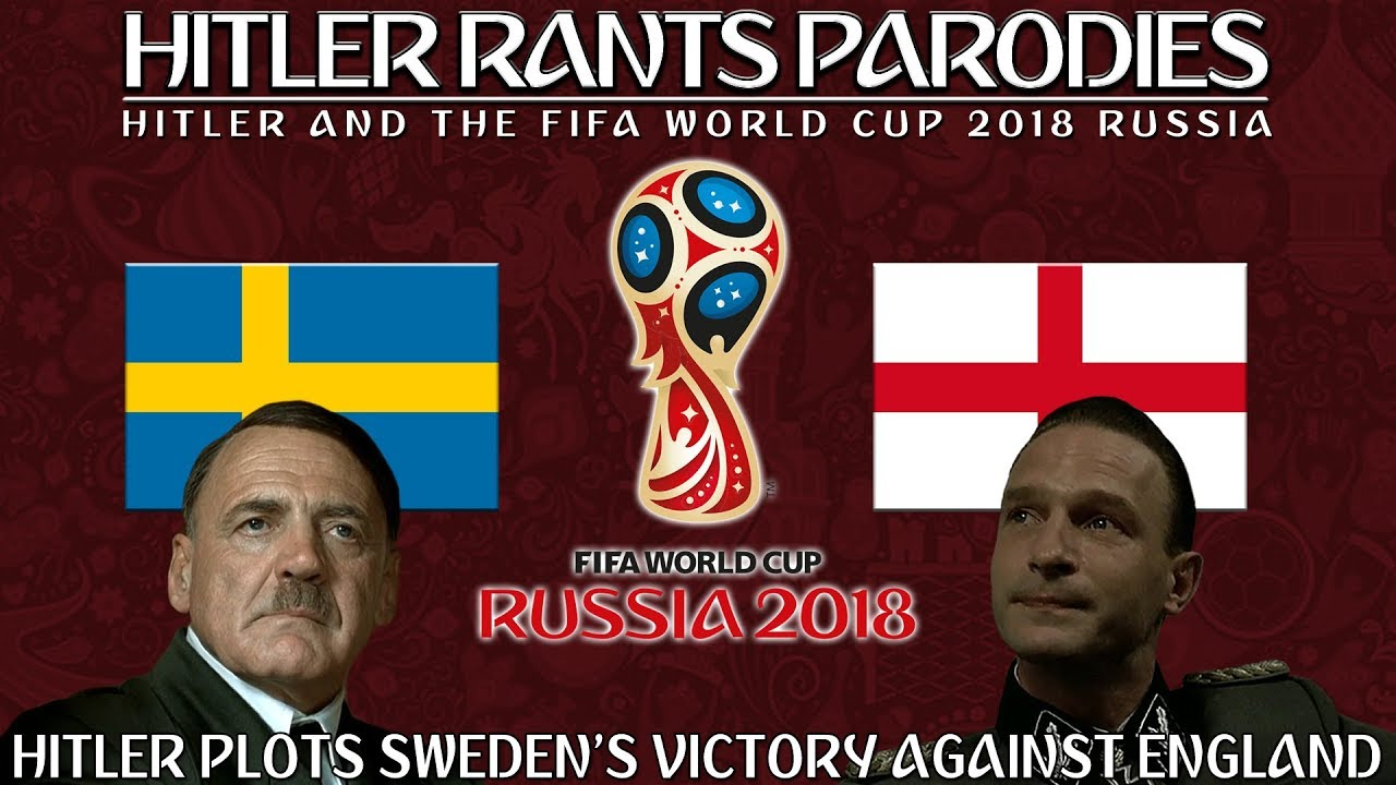Hitler plots Sweden's victory against England in the World Cup