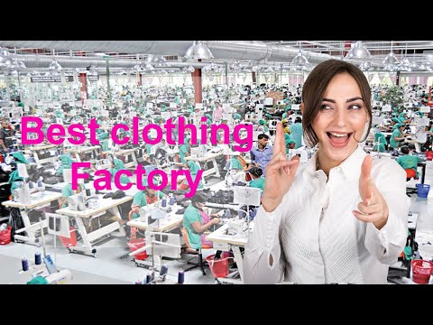 Clothing Factory | Best Clothing Factory For Your Brand /boutique