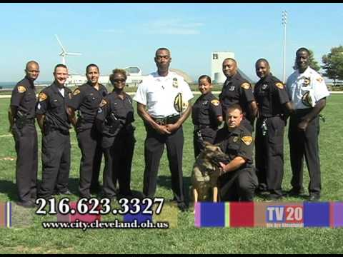 Cleveland Division of Police Recruitment PSA 2016e