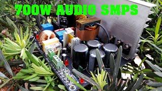 700W AUDIO SMPS NEW VERSION | JLCPCB.COM | PCB Prototype