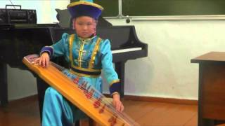 792 Бодеева Сарюна  КОЛЫБЕЛЬНАЯ Бурятия Закаменск