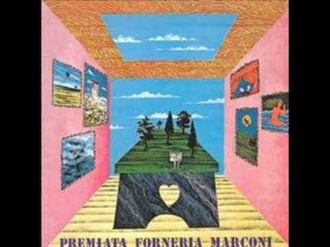 APPENA UN PÓ - Premiata Forneria Marconi - LETRAS.COM