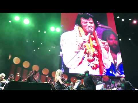 Elvis Presley - A Big Hunk of Love Leeds 2016