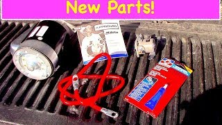 (New) Car Starter Installation On 67 Ford Galaxie 500 Part 2/3