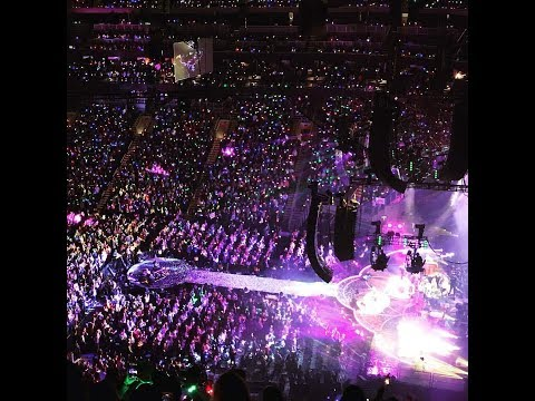 Coldplay 2017 Concert Canada-Paradise