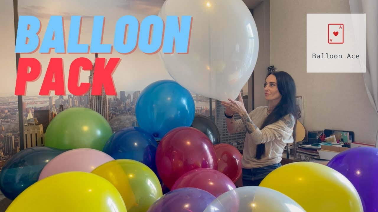 Download Balloon pack from Balloon Ace (Full English Subtitles)