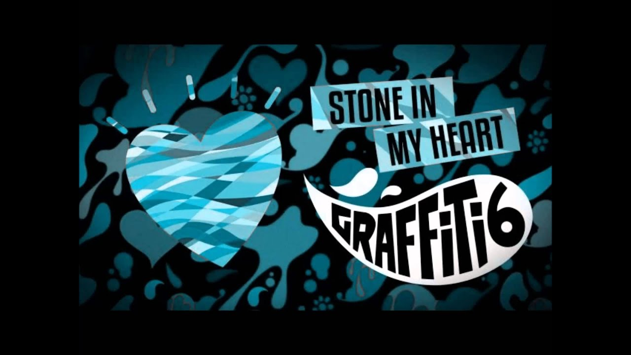Graffiti6 stone in my heart stripped version