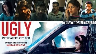 UGLY Theatrical Trailer | Anurag Kashyap | Releasing 26th December 2014