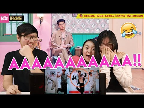 찬열 CHANYEOL X 세훈 SEHUN We Young MV Reaction CHANHUN OMGGGGGGGG