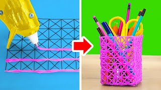 Amazing Glue Gun Crafts You Can Do At Home