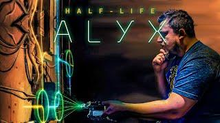 HOVA LETT A HEADCRAB? ?| Half-Life: Alyx #2