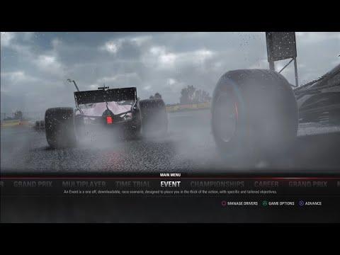 F1 2017 [PS4] Event - Belgium (Verstappen)