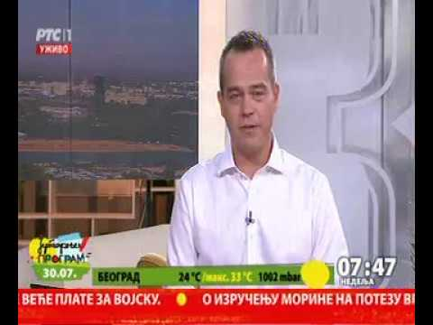Fortress Music Festival / TV RTS1 Jutarnji Dnevnik