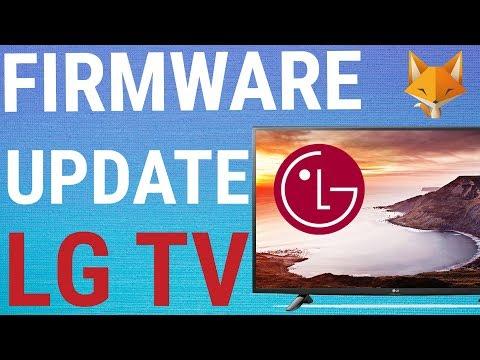 📺LG Smart TV How To Update FirmWare