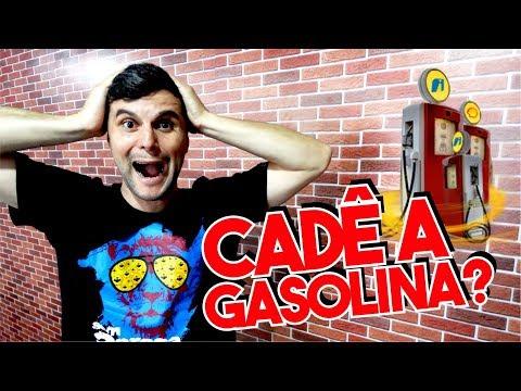 CADÊ A GASOLINA? // Robinho CQG