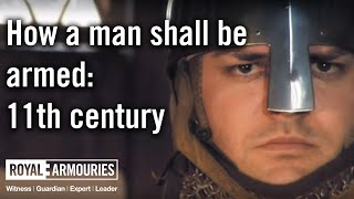 Video How A Man Shall Be Armed: 11th Century download MP3, 3GP, MP4, WEBM, AVI, FLV Agustus 2018