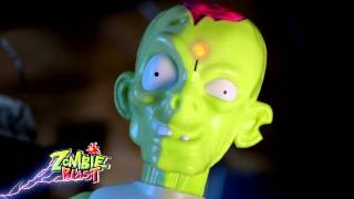 Zombie Blast - 2015 TV Commercial by Dragon-i Toys