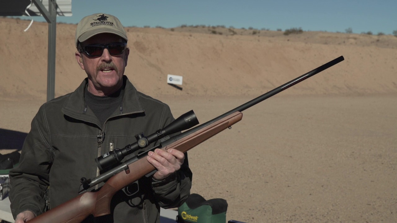 Winchester introduces the XPR Sporter rifle | GUNSweek com